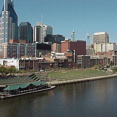 Float into downtown Nashville!