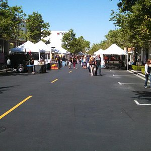 Farmers market which was great
