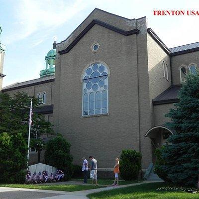 Kościół katolicki w Trenton