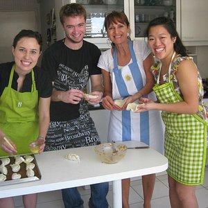 Empanadas are so easy to make!