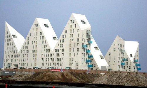 Aarhus Harbor - complesso Iceberg