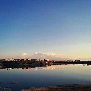 Yerevan Lake, Yerevan, Armenia