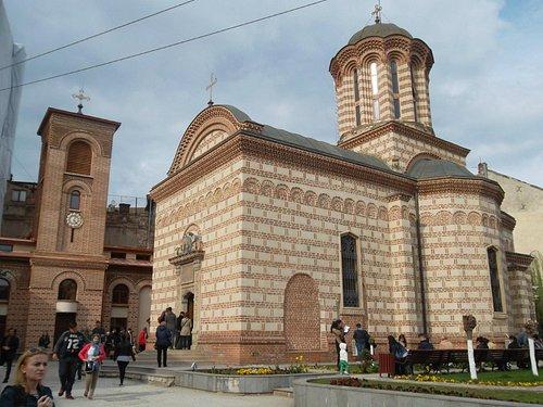 Curtea Veche Church