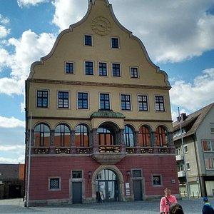 Schworhaus, Haus Der Stadtgeschichte, Ulm