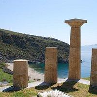 Ο ναός της Αθηνάς