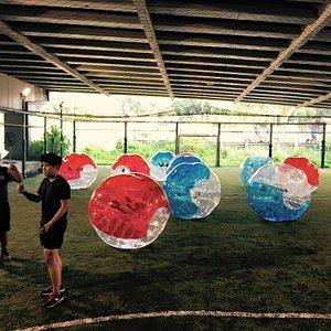 Bubble Soccer Singapore
