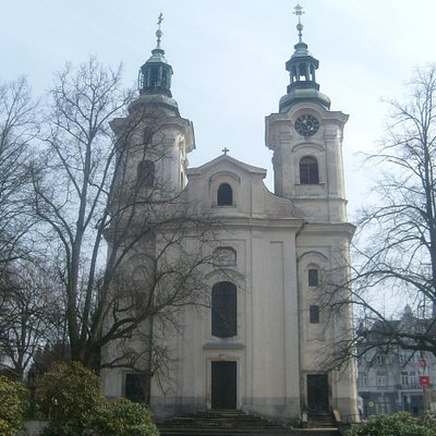 Kostel Svateho Krize