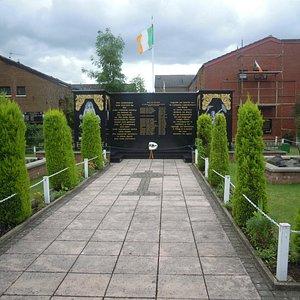 Gedenkstätte für den Unabhänigkeitskampf der IRA