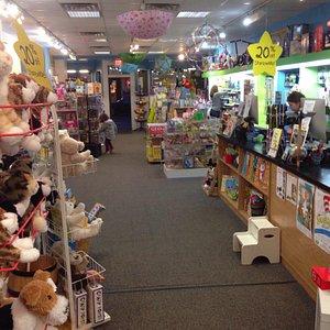 Fantastic toy shop