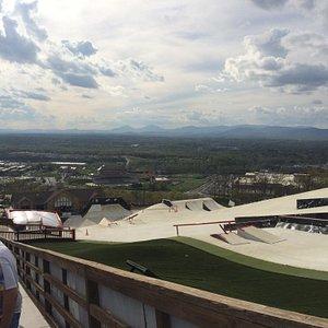 Liberty Mountain Snowflex Centre