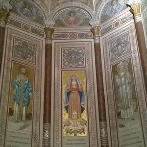 Interno - abside