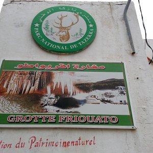 Friouato caves presentation