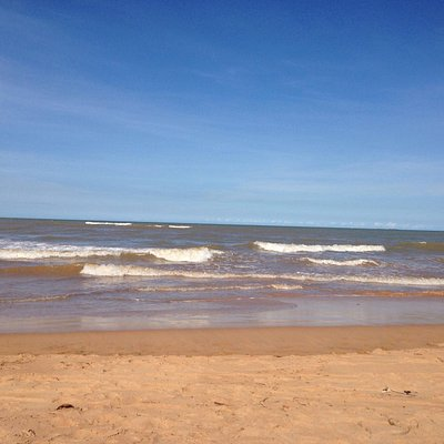 Praia de bicanga - 20/04/15