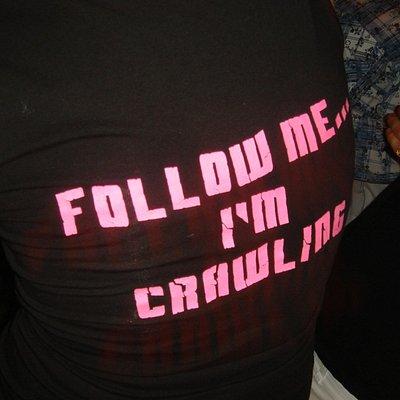 love to crawl