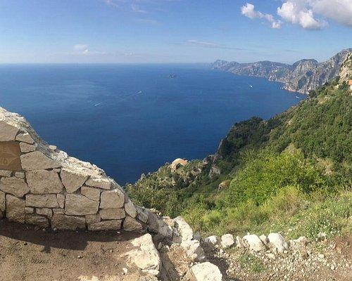 Start of Il sentiero degli dei