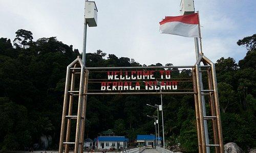 Pulau Berhala, Sumatera Utara
