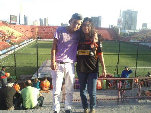 Estadio Santa Laura