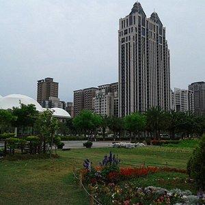 漂亮的公園