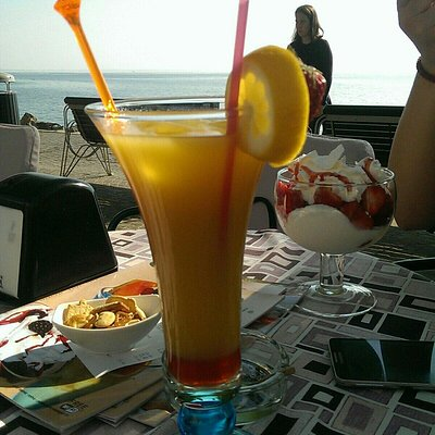 Long drink tropicale