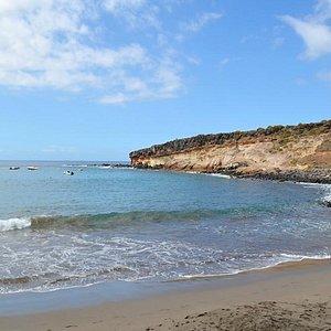 Playa del Puertito, Costa Adeje Tenerife