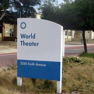 World Theater, Seaside, Ca