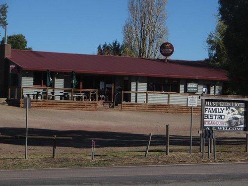 Hunt Club Hotel, Merrijig