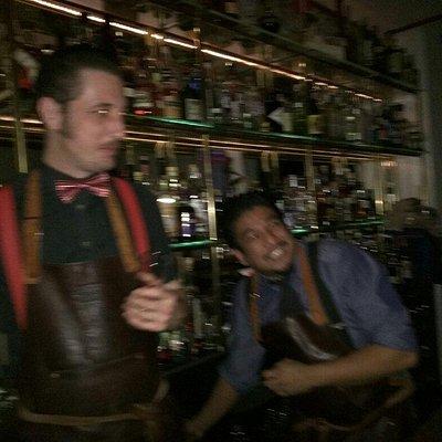 Balderdash Bar