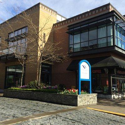 Nanaimo Museum and fabulous coffee shop