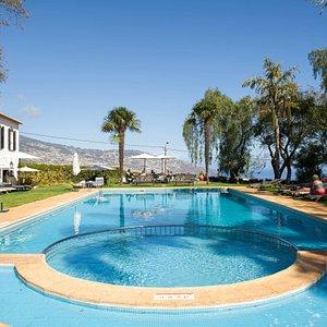 The Pool at the Quinta da Bela Vista