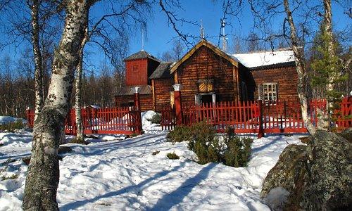 Pielpajärvi wilderness church