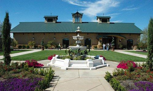 Berghold Winery in Lodi