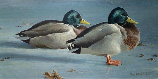 Robert Bateman - Peninsula Gallery