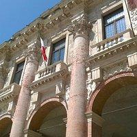 Vicenza, loggia del Capitanio