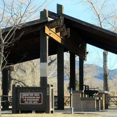 Group Picnic Area - Dayton State Park, Dayton, NV