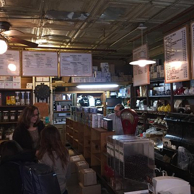 Another inside look at McNulty's shop