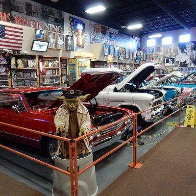 More than a dozen beautifully restored autos
