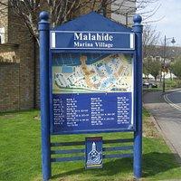 Marina map