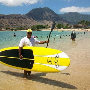 Bay Of Dreams SUP Lessons