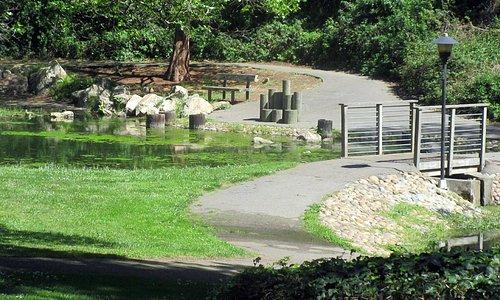Arlington Park, El Cerrito, Ca
