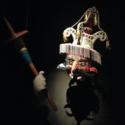 Máscara da Coleção - MUSEF