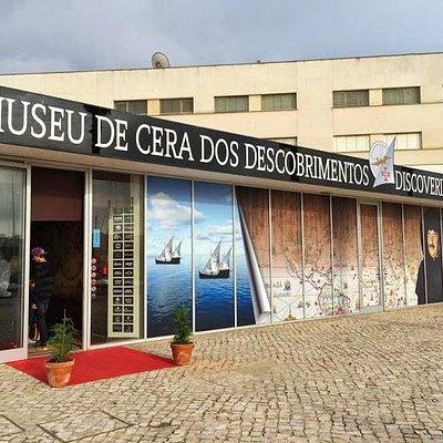 Exterior Museu