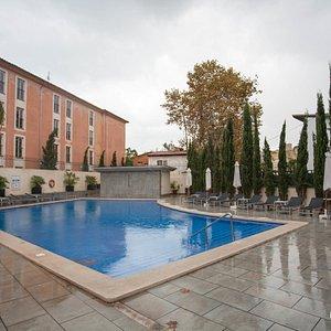The Pool at the Hotel Isla Mallorca & Spa