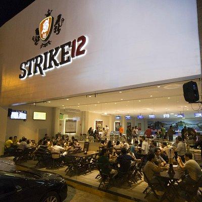 Strike 12 - Boliche e Chopperia