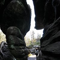 Jedna z form skalnych.