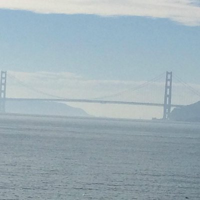 View to Golden Gate