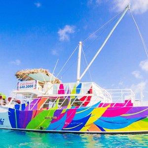 Mi Dushi Catamaran