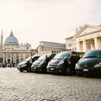 Rome Tour St. Peter Square