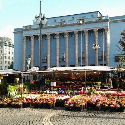 Hötorget - mercato ortofrutticolo