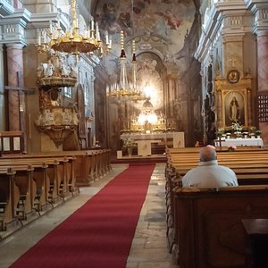 Catholic Church, Sibiu