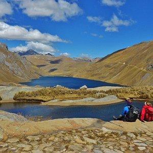 Apu Pariacaca Inka trail - 5d